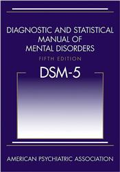Cover Diagnostic and Statistical Manual of Mental Disorders / Hardcover