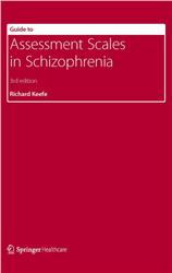 Cover Guide to Assessment Scales in Schizophrenia