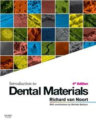 Cover Introduction to Dental Materials