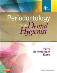 Cover Periodontology for the Dental Hygienist