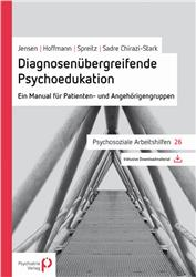 Cover Diagnosenübergreifende Psychoedukation