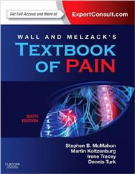 Cover Wall & Melzacks Textbook of Pain