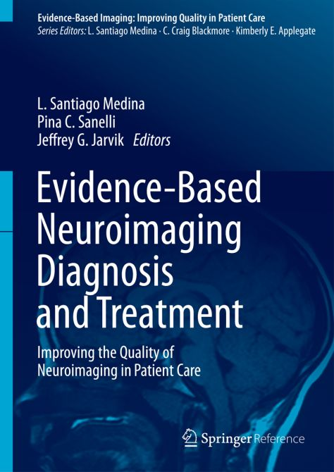 Evidence-Based Neuroimaging Diagnosis and Treatment /  Print + eReference