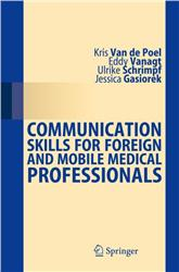 Cover Communication Skills for Foreign and Mobile Medical Professionals