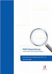 Cover PKMS-Begutachtung