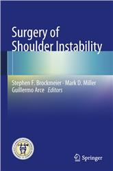 Cover Surgery of Shoulder Instability
