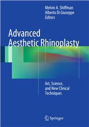 Cover Advanced Aesthetic Rhinoplasty