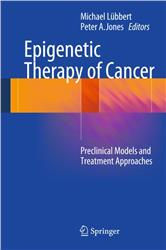 Cover Epigenetic Therapy of Cancer