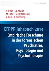 Cover EFPPP Jahrbuch 2013
