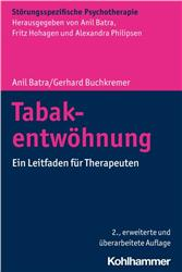 Cover Tabakentwöhnung / mit Content Plus Online Zugang