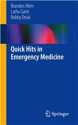 Cover Quick Hits in Emergency Medicine