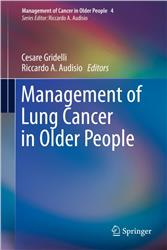 Cover Management of Lung Cancer in Older People