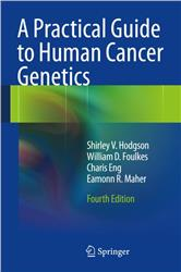 Cover A Practical Guide to Human Cancer Genetics