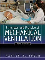 Cover Principles & Practice of Mechanical Ventilation