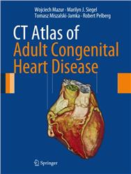 Cover CT Atlas of Adult Congenital Heart Disease