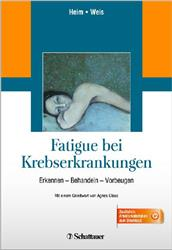Cover Fatigue bei Krebserkrankungen