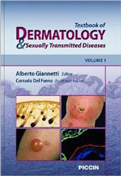 Cover Textbook of Dermatology & Sexually Transmitted Diseases
