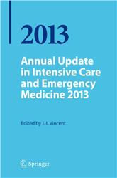 Cover Annual Update in Intensive Care and Emergency Medicine 2013