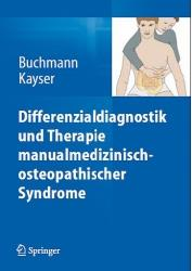 Cover Differenzialdiagnostik und Therapie manualmedizinisch-osteopathischer Syndrome