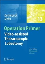 Cover Video - assisted Thoracoscopic Lobectomy
