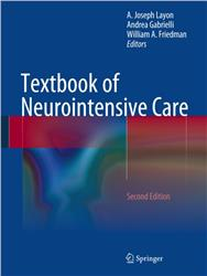 Cover Textbook of Neurointensive Care