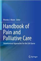 Cover Handbook of Pain and Palliative Care / softcover