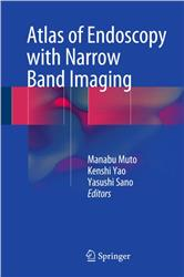 Cover Atlas of Endoscopy with Narrow Band Imaging
