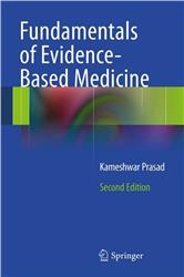 Cover Fundamentals of Evidence Based Medicine