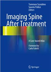 Cover Imaging Spine After Treatment
