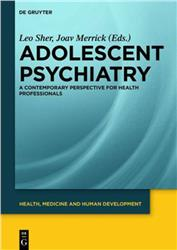 Cover Adolescent Psychiatry