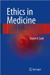 Cover Ethics in Medicine