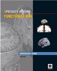 Cover Specialty Imaging: Functional MRI