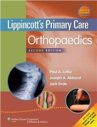 Cover Lippincott's Primary Care: Orthopaedics