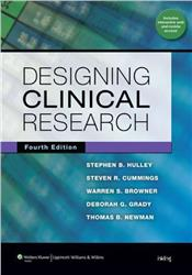 Cover Designing Clinical Research