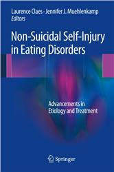 Cover Non-Suicidal Self-Injury in Eating Disorders