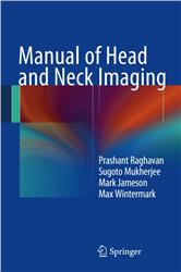 Cover Manual of Head and Neck Imaging