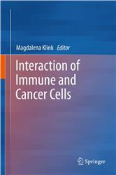 Cover Interaction of Immune and Cancer Cells