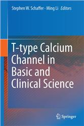 Cover T-type calcium channel in basic and clinical science