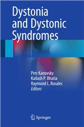 Cover Dystonia and Dystonic Syndromes
