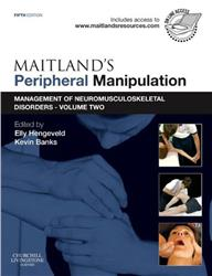 Cover Maitland's Peripheral Manipulation / with web access