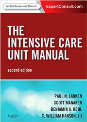 Cover The Intensive Care Unit Manual