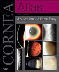 Cover Cornea Atlas, incl. CD-ROM
