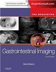 Cover Gastrointestinal Imaging
