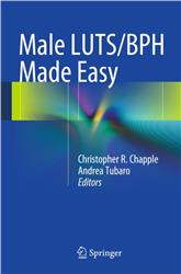 Cover Male LUTS/BPH Made Easy