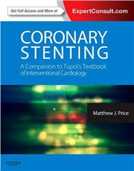 Cover Coronary Stenting: A Companion to Topol's Textbook of Interventional Cardiology