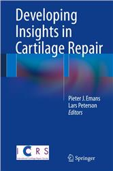 Cover Developing Insights in Cartilage Repair