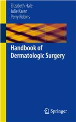 Cover Handbook of Dermatologic Surgery