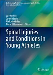 Cover Spinal Injuries and Conditions in Young Athletes