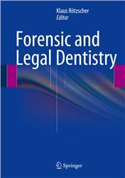 Cover Forensic and Legal Dentistry