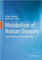 Cover Principles of Metabolism in Health and Disease